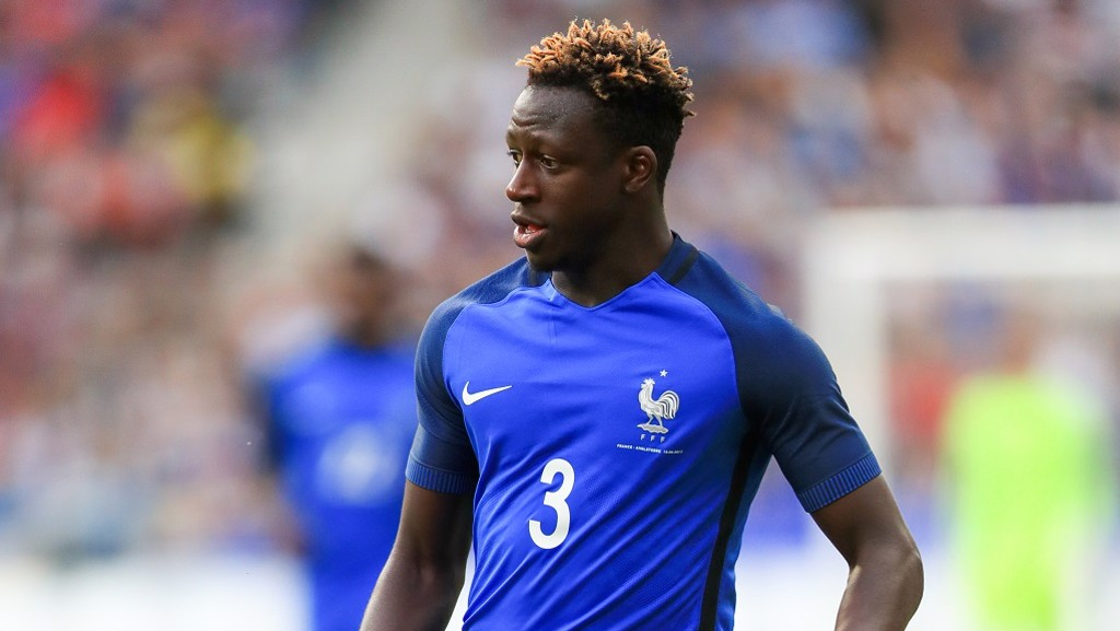 INTERNATIONAL BLUE: Mendy on international duty for France