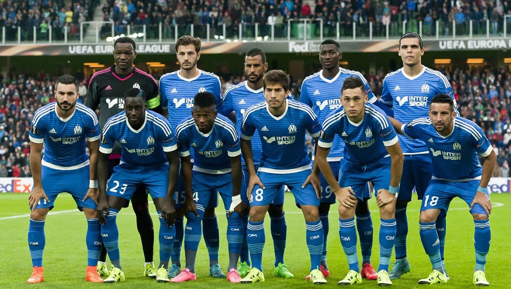 MARSEILLE DAYS: Mendy's displays would soon earn a move to Monaco