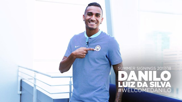 FIRST INTERVIEW: Danilo