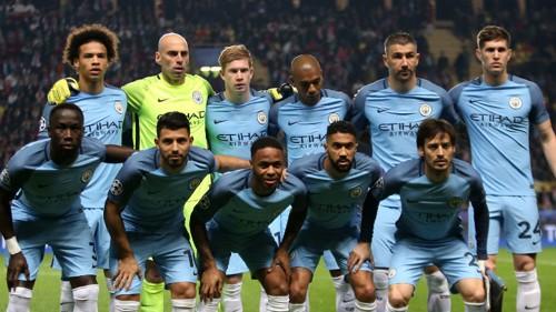 City team line-up