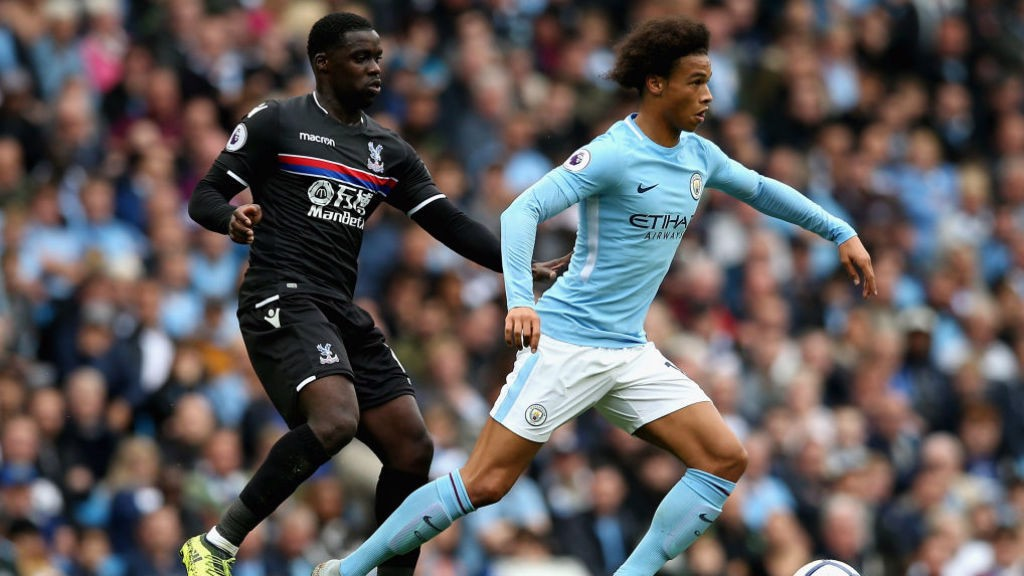 IN SANE: Leroy goes on another electrifying run