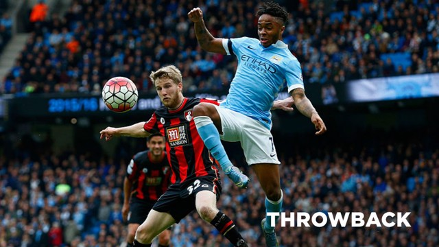 THROWBACK: We take a look at City's 5-1 win over Bournemouth from 2015.
