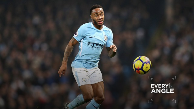 EVERY ANGLE: Raheem Sterling v Bournemouth