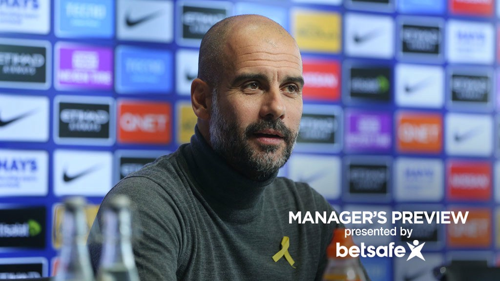 INJURY NEWS: Pep expects Stones and Kompany to be back soon