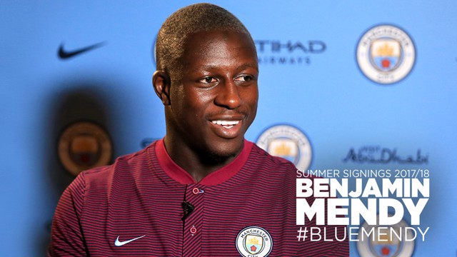 CITIZEN: Benjamin Mendy (Monaco) a signé avec City.
