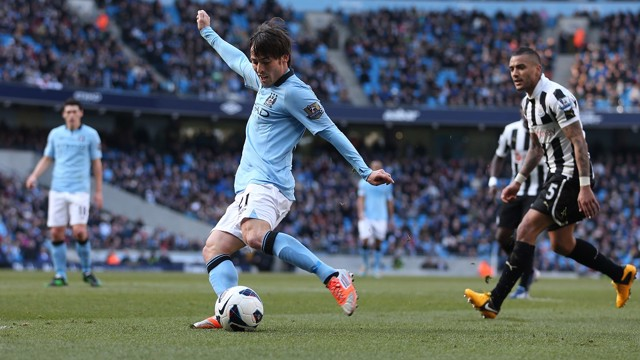 CLASSIQUE DE PREMIER LEAGUE: City en pleine forme face à Newcastle