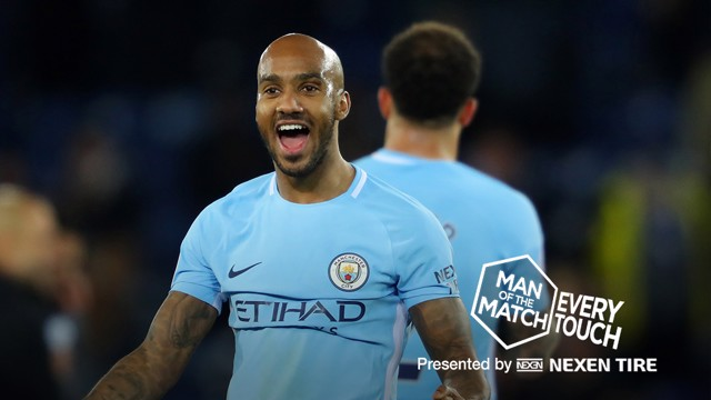 EVERY TOUCH: From our Leicester v City show-stopper Fabian Delph