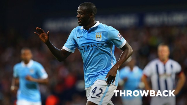 THROWBACK: City produced a fine display to beat West Brom 3-0 back in 2015
