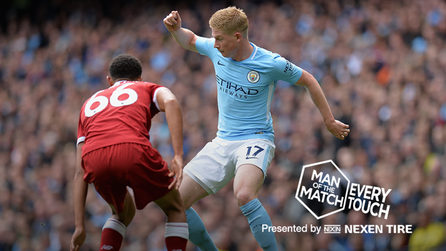 SUPER KEV: Zoom sur la performance de KDB face à Liverpool