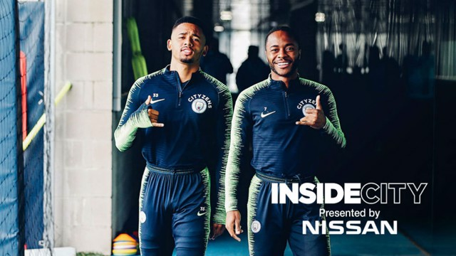INSIDE CITY:  Episode 306