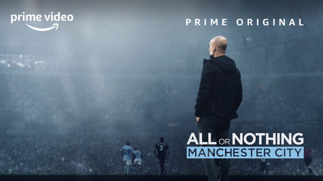 ALL OR NOTHING: The 2017-18 season was a record-breaking one for Manchester City