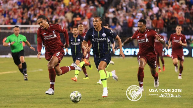 SPOTLIGHT: Leroy Sane's performance v Liverpool under the microscope