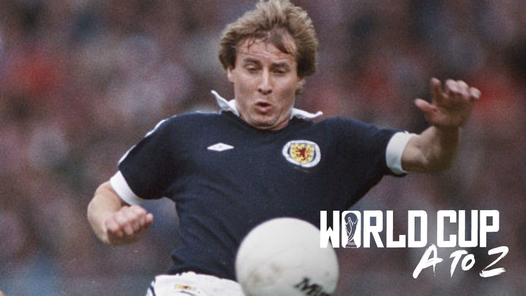 TWIN HONOUR: Asa Hartford featured in two World Cup finals campaigns for Scotland
