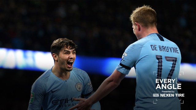 EVERY ANGLE: You can relive Brahim Diaz's second goal against Fulham from available every angle