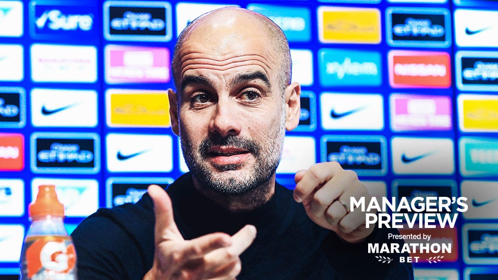 54215b18978 PEP TALK  The boss gives us a full update ahead of Sunday s game