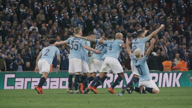 HOW THE CUP WAS WON: Carabao Cup celebrations